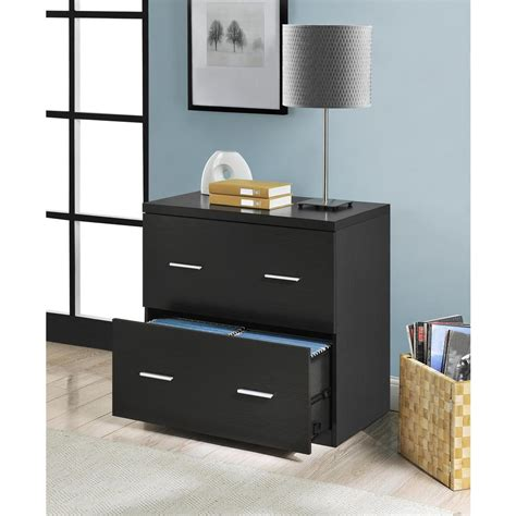 Lateral File Cabinets For The Home Altra Furniture Altra Princeton 2 Drawer Lateral File Cabinet In Espresso 9532096 The Home Depot