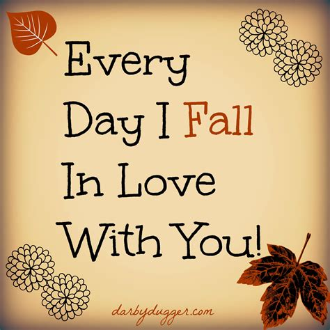 season for love first day of fall darby dugger
