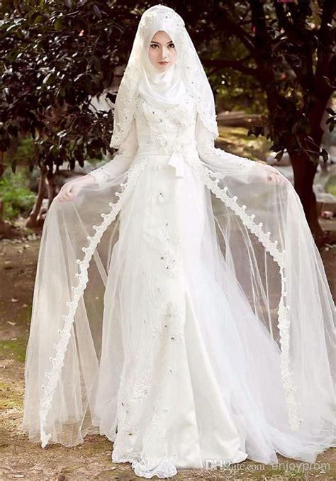 Dhea Dress Saja Tanpa Khimar 12 gaun pernikahan yang bisa membuatmu til anggun