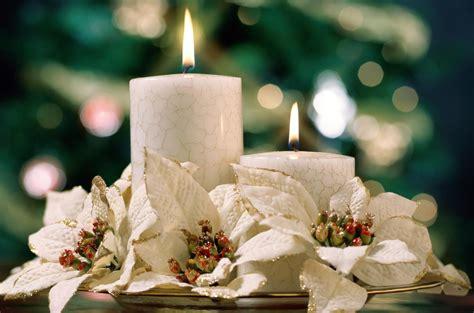 immagini candele natale come fare una candela natalizia