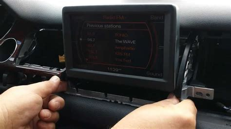 2004 audi a8l problems how to remove navigation display from 2004 audi a8 for