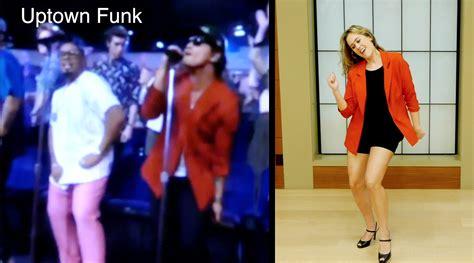 dance tutorial for uptown funk uptown funk dance tutorial katherine chlo 233 cahoon