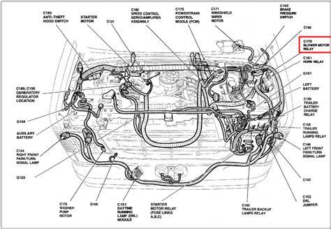 cv vacuum diagram   ford  econoline van