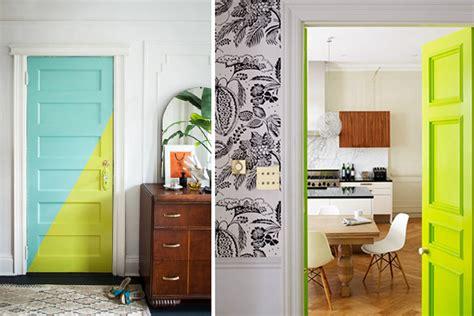 pintar puertas de interior 10 ideas para pintar o decorar puertas de interior