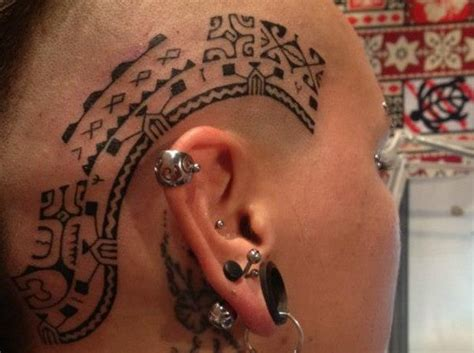 imagenes tatuajes detras de la oreja tatuajes detras de la oreja mujer