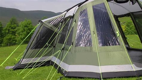 montana 6p awning outwell montana 6p tent review the go outdoors show
