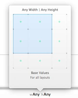 xcode layout size ios xcode autolayout make subviews small in landscape