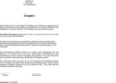 Musterbriefe Spanisch Bild Zeugniss Gif Hotel Lexikon Fandom Powered By Wikia