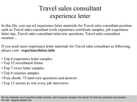 Cover Letter Exle No Experience travel consultant cover letter no experience 28 images