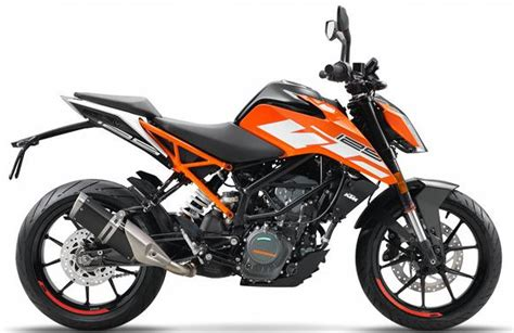 Ktm Duke 125 Launch In India Ktm 125 Duke 2017 Price Specs Review Pics Mileage
