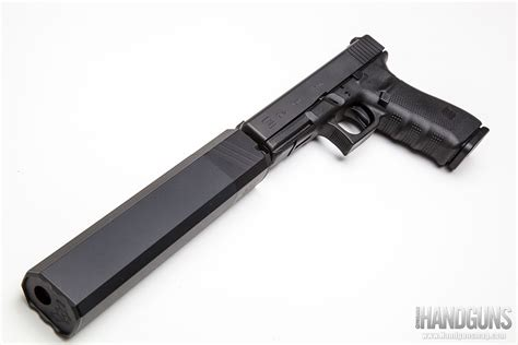 silencer reviews silencerco osprey suppressor review handguns