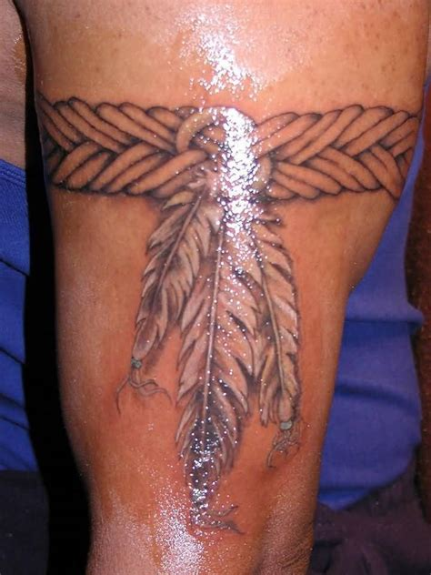 cross armband tattoo 40 best armband tattoos