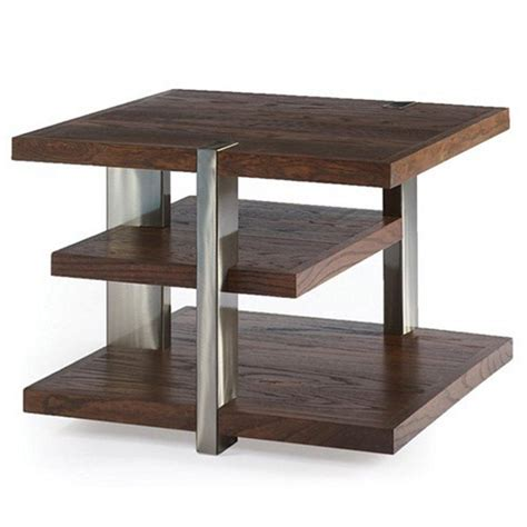 Wood End Tables The Complement For Any Kind Of Room Contemporary Coffee And End Tables