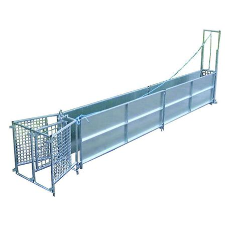 portable fence for cing sheep hurdle 1800mm galvanised agriculture wildlife livestock fencing sheep