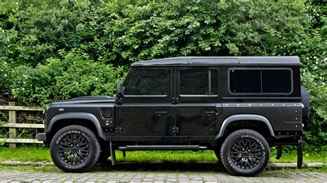 land rover defender 110 wide track arch kit