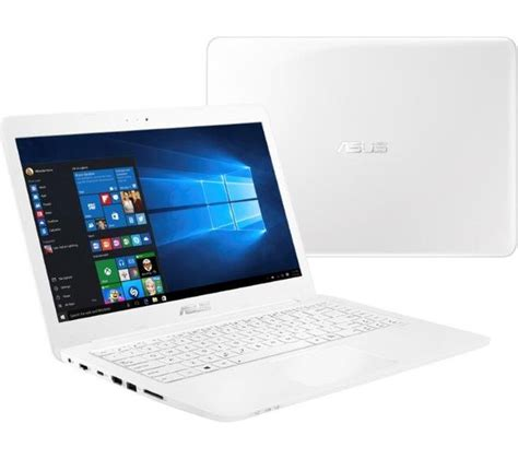Laptop Asus X43e White buy asus vivobook e402 14 quot laptop white free delivery currys