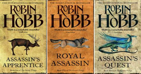farseer trilogy by robin hobb world of covers book recommendation s robin hobb s the farseer trilogy
