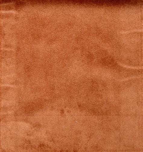 Upholstery Colorado by Plush Copper Velvet Curtain Fabric Curtains Fabx