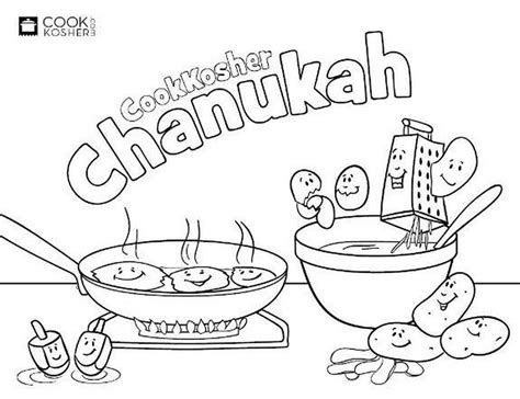 coloring pages for hanukkah chanukah hanukkah coloring pages jewish all around the