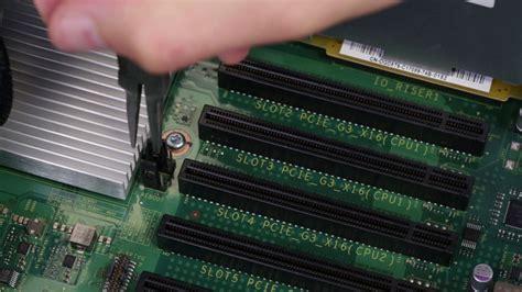 reset nvram does not work dell emc poweredge r940 clear nvram via jumpers youtube