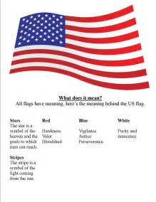 american flag class wunderful homeschool