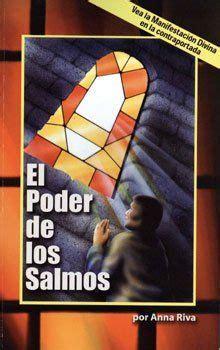 libro el poder de los libro el poder de los salmos anna riva