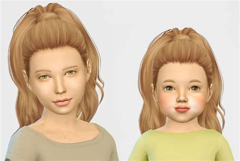 tsr kids hair sims 4 tsr kids hair