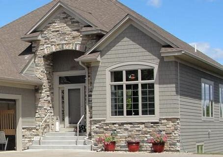 stone house siding stone siding installation defects