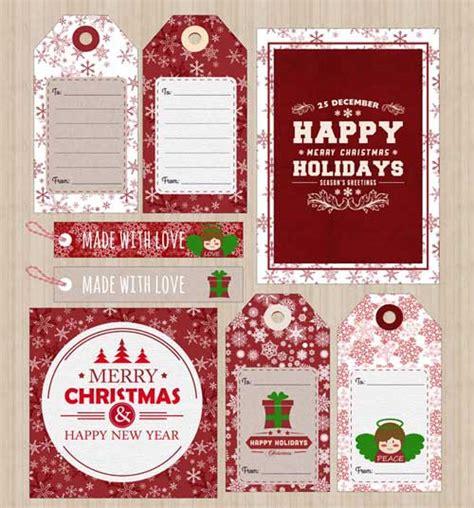 Free Printable Christmas Gift Cards - free printable christmas cards and gift tags in red