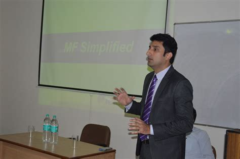Icici Business Leadership Programme Mba by Icici Securities Visited The Cus On 29th March 2016 For