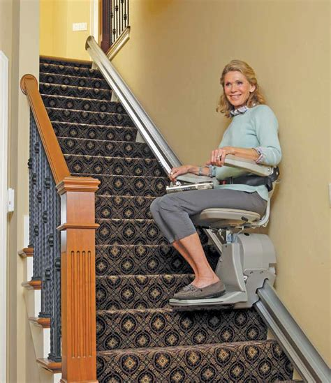 standing stairlift supporting family and caregivers