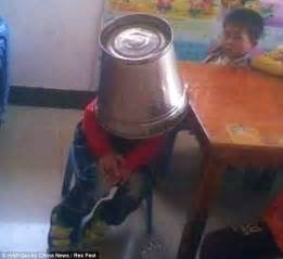 Four Hands Desk Unspeakable Cruelty Picture Emerges Of Chinese Teacher