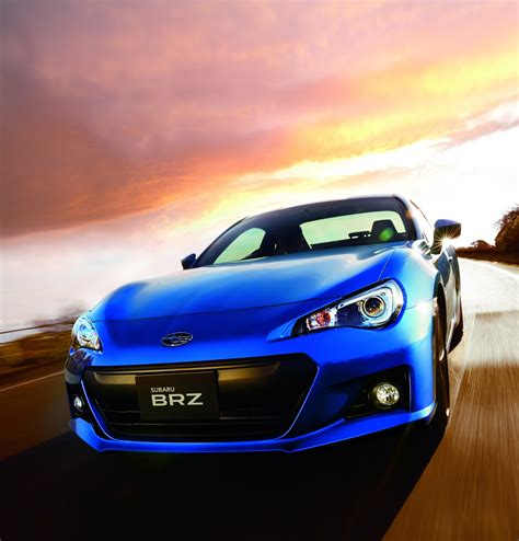 jdm subaru brz subaru gives brz some light improvements in japan for 2015