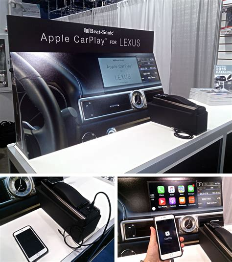 lexus nx apple carplay