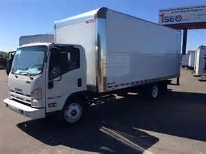 Npr Isuzu Box Truck 2015 Isuzu Npr Efi 20 Ft Box Truck Bentley