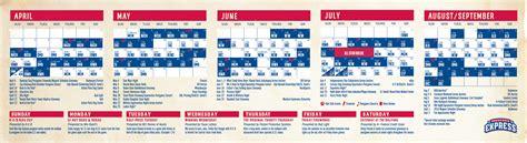 round rock express announces 2016 home schedule 2017 season schedule milb com cleveland indians announce