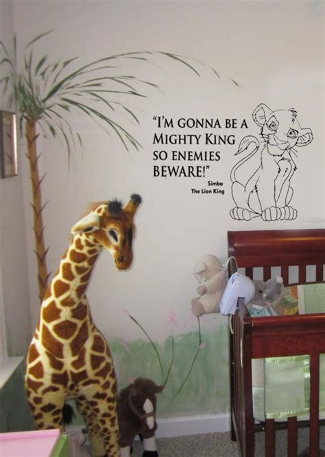 king wall stickers 1000 ideas about king nursery on king baby disney babies and nursery
