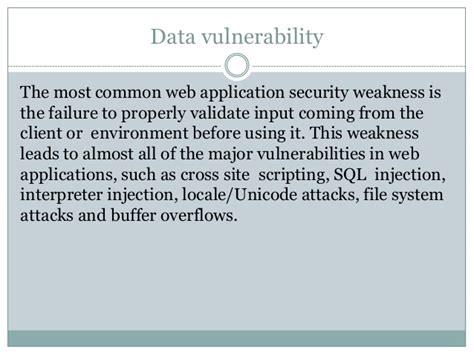 research papers on sql injection attacks data security in commerce