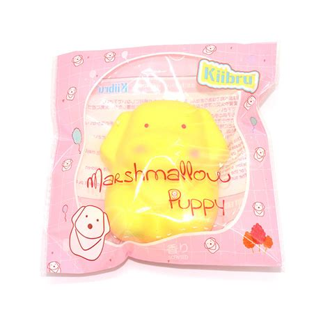 puppy squishy kiibru squishy new marshmallow puppy rising original packaging collection gift