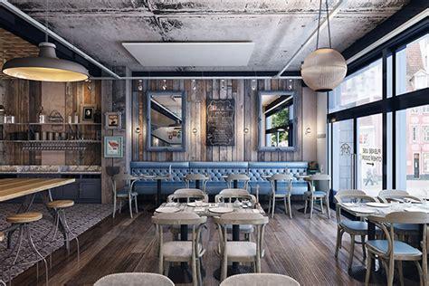 Loft Design E Cafe | loft cafe design on behance