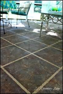 Concrete Patio Floor Paint Ideas by 1000 Images About Lanai Ideas On Pinterest Lanai Design