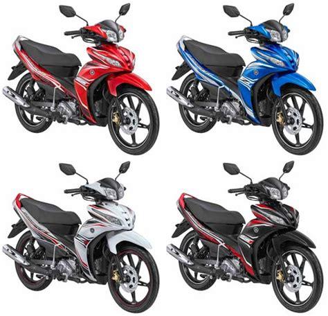 daftar harga motor bekas yamaha terbaru 2016 termurah daftar harga motor bekas semarang sepeda motor yamaha