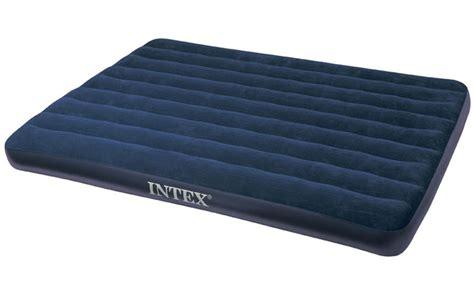 colchon cing decathlon intex queen classic downy cing air mattress