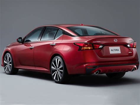 Is The Nissan Maxima All Wheel Drive by 2019 Nissan Altima Revealed With Turbo And All Wheel Drive