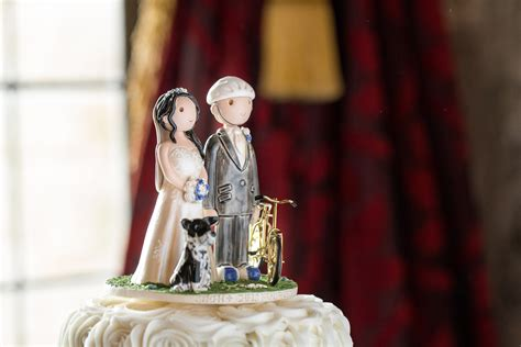 wedding cake toppers birmingham uk exles of wedding cake toppers made for our customers