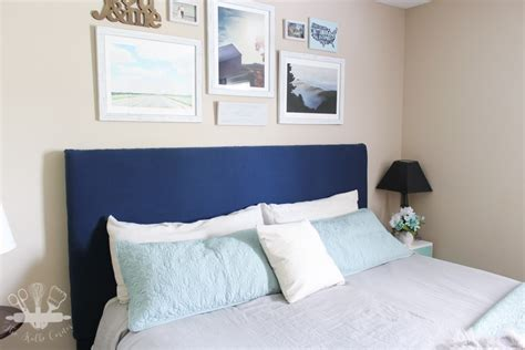 easy diy headboard easy diy headboard easy diy headboard domestically creative