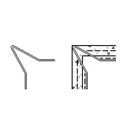 plaster corner bead building rfa plaster detail component