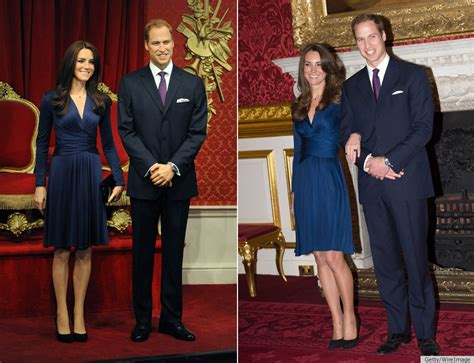 Wax Kate Unveiled by Kate Middleton Wax Figure Unveiled At Tussaud S Photos