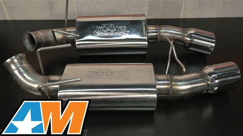 2014 mustang exhaust sounds 2011 2014 mustang kooks performance exhaust sound clip
