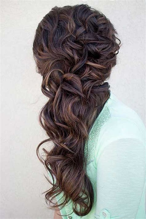 prom hairstyles brown hair 30 hairstyles for long hair for prom long hairstyles